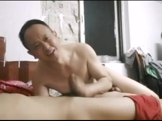Daddy Blowjob My Penis